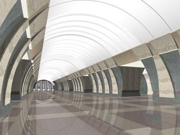 Второй вестибюль станции метро «Марьина Роща» откроется в ноябре Департамент строительства города Москвы готовит в...