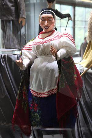 'Lidiya Ruslanova', ©Photo Yu.Gridchin, 2011