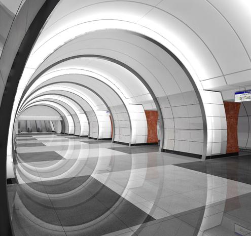 Line 10. Fonvizinskaya