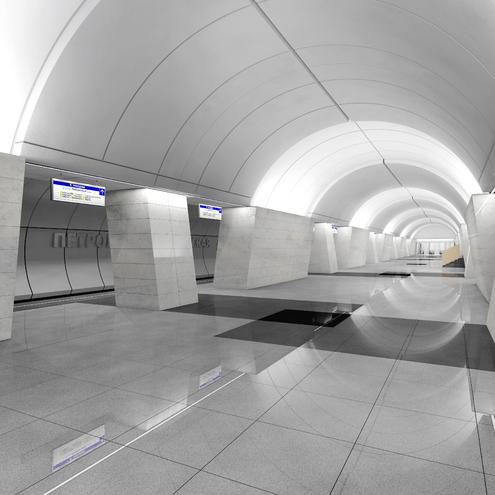 Line 10. Petrovsko-Razumovskaya