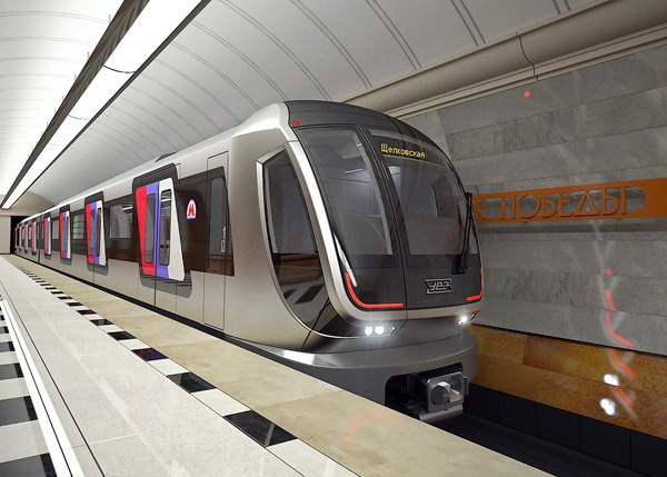 Bombardier Project for Moscow Metro - Hannover Messe 2013