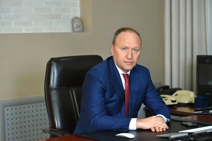Andrey Bochkaryov, head of Moscow Construction Department © Press-service of Moscow Construction Department, 2018
