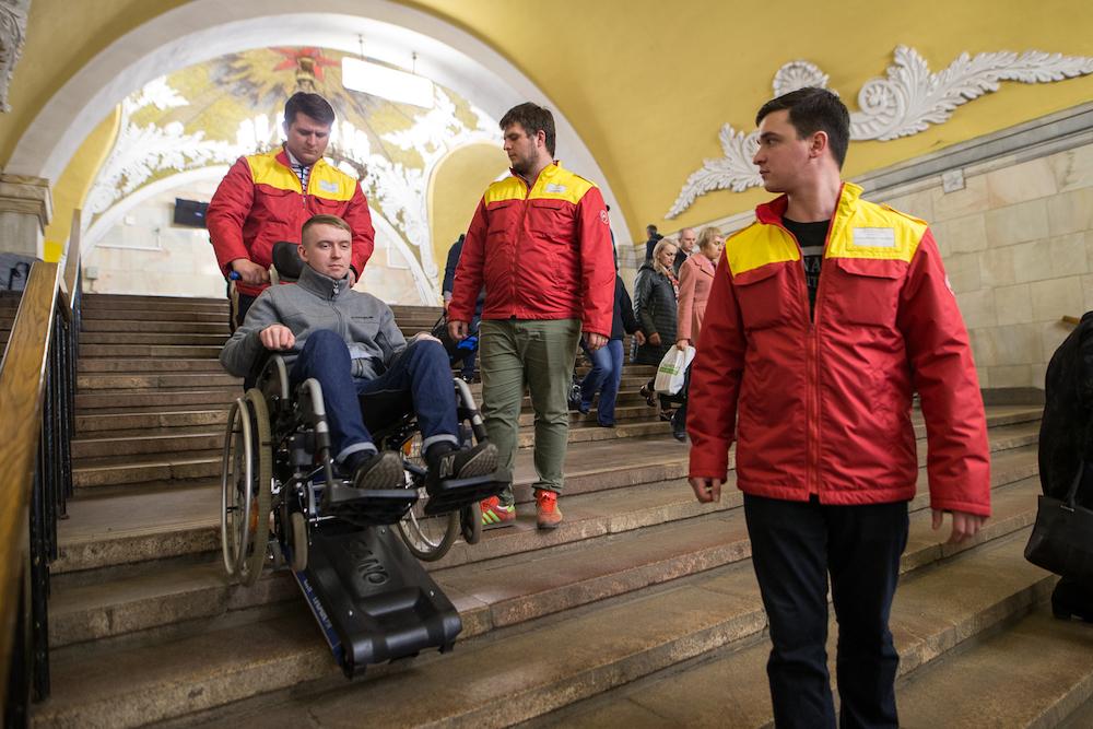 © Фото Пресс-служба московского метрополитена, 2018
