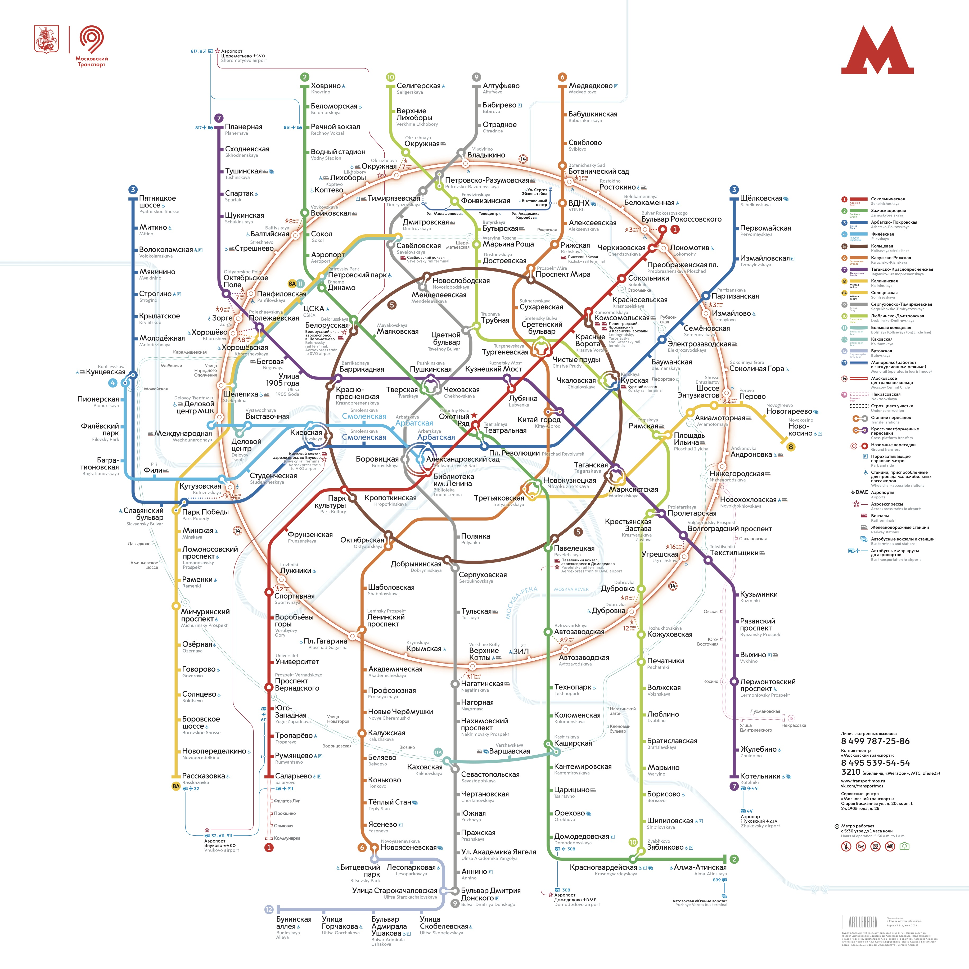 Схема московского центрального железнодорожного фото 679