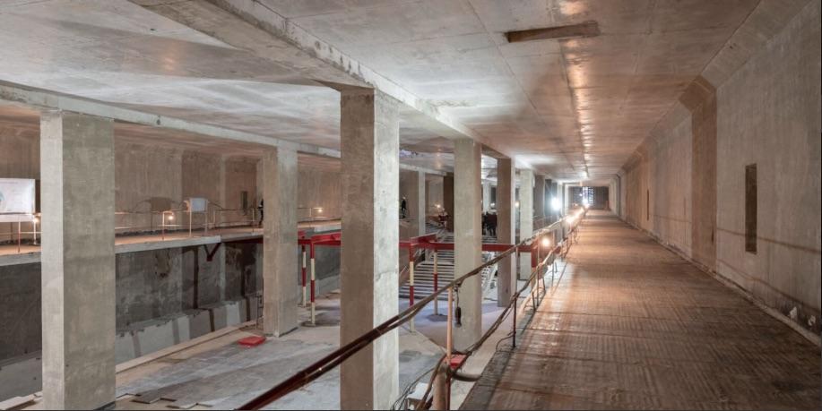 Line 11. Station 'Sokolniki'. ©Photo V.Novikov, 2020