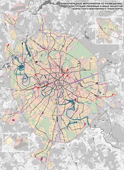 Large map - Увеличить
